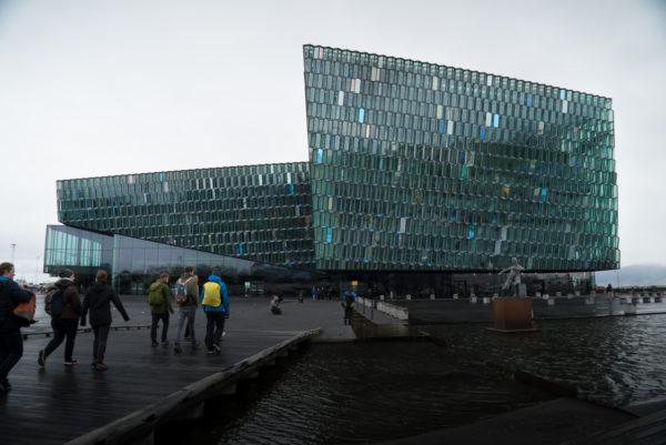 Harpa Reykjavik que faire