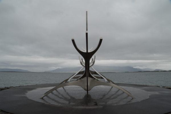 drakkar métallique Reykjavik que faire