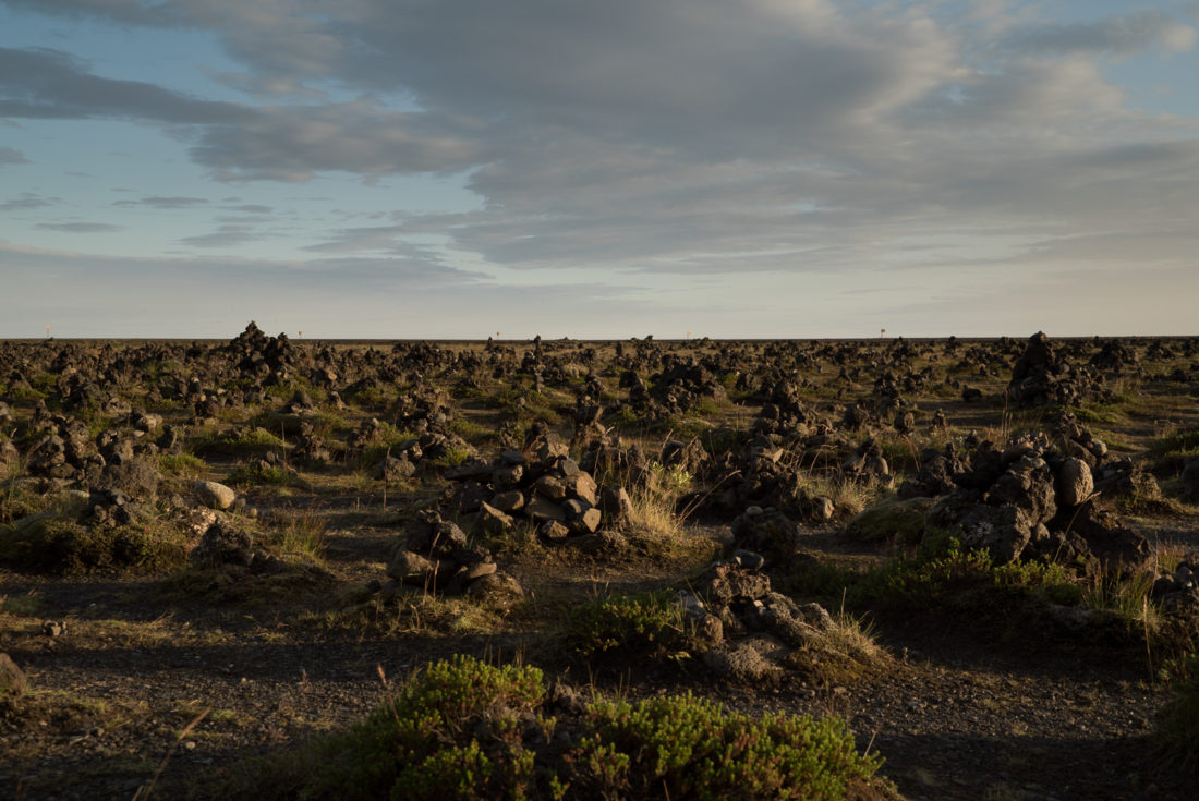 Laufskálavörður road trip Islande