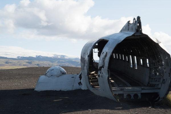 DC3 road trip Islande