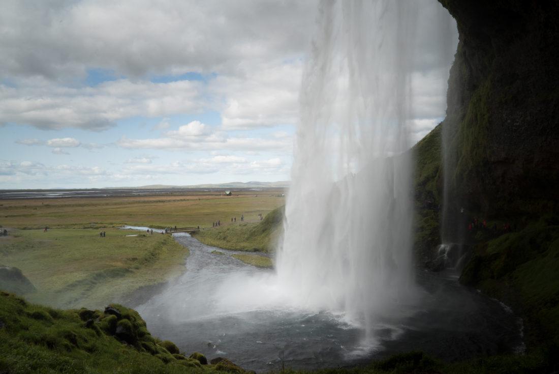 Seljalandsfoss road trip Islande