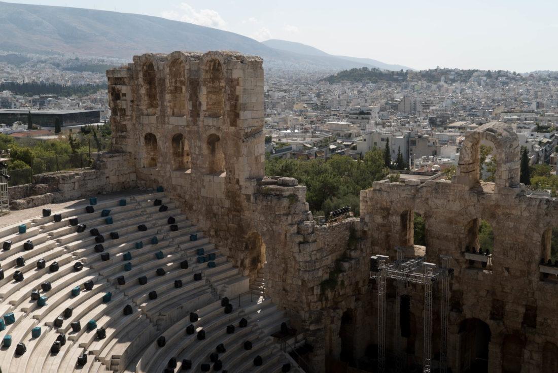 Athènes 2 jours que faire