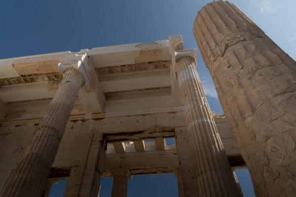 Acropole Athènes que faire