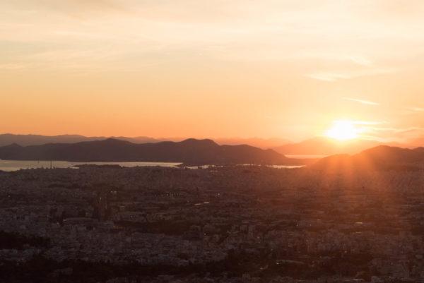 Lycabette Athènes 2 jours