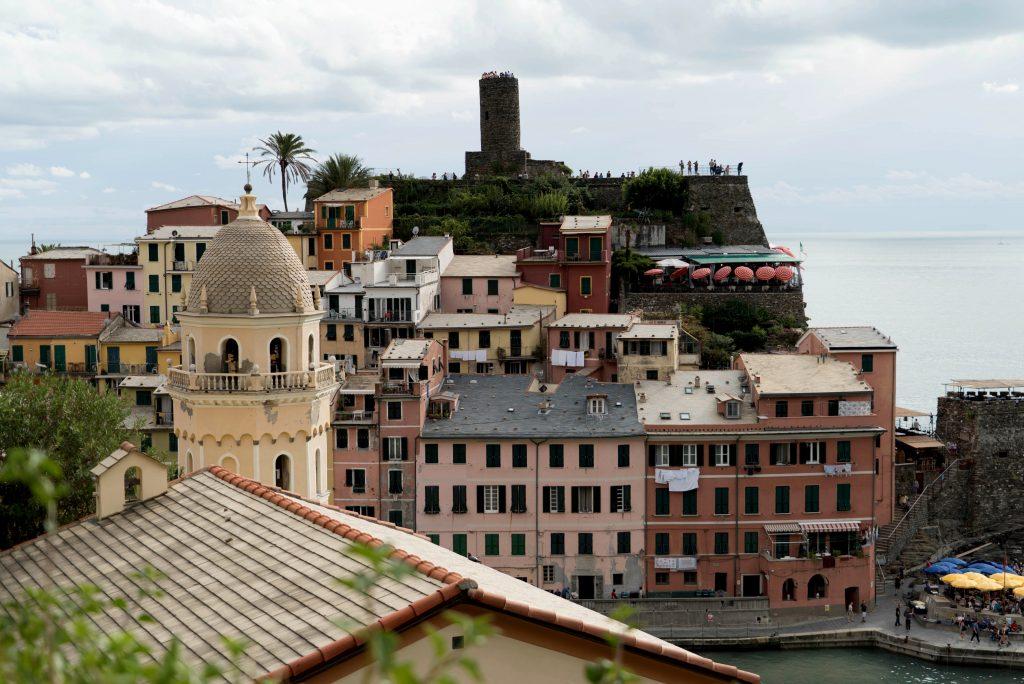 Conseils et budget pour un week-end aux Cinque Terre