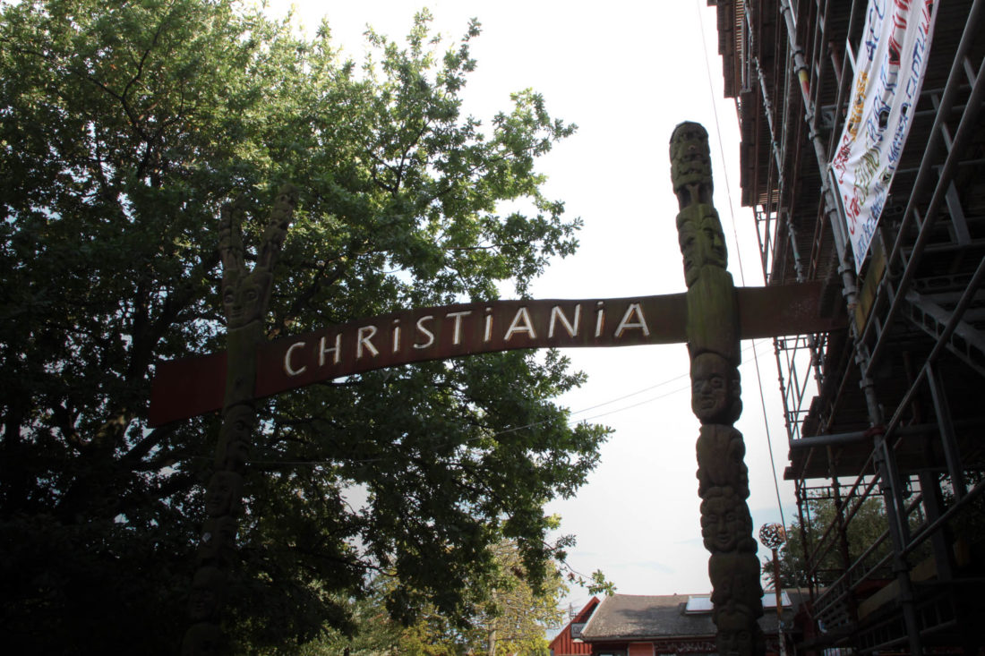 Christiania Copenhague incontournables