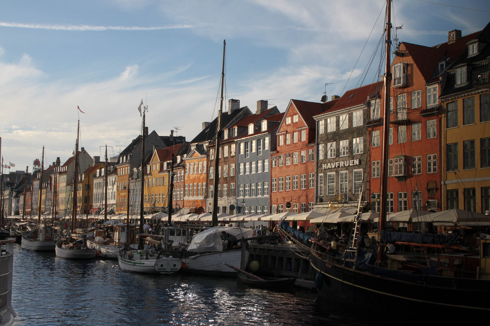Nyhavn Copenhague Que faire