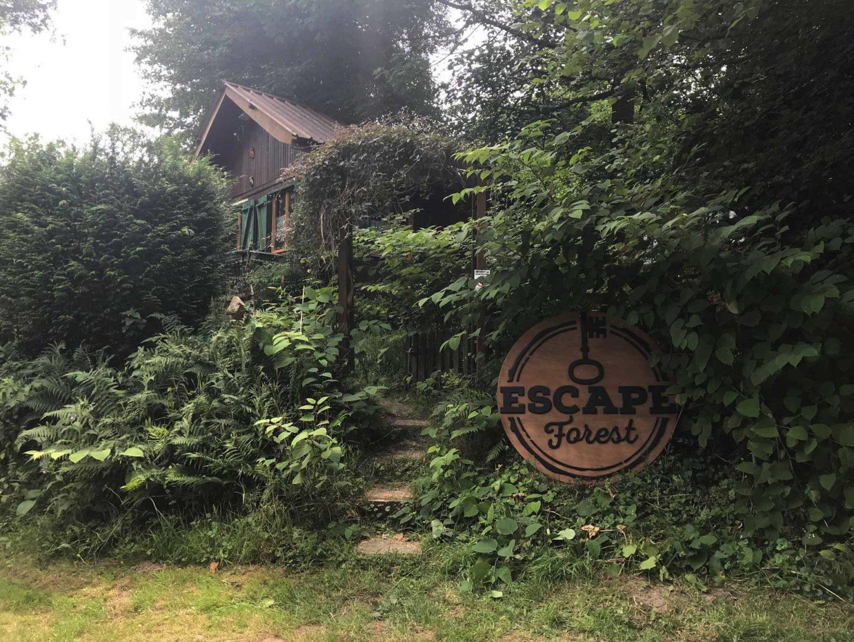 Escape Forest, un jeu de piste de 20 heures en pleine forêt !
