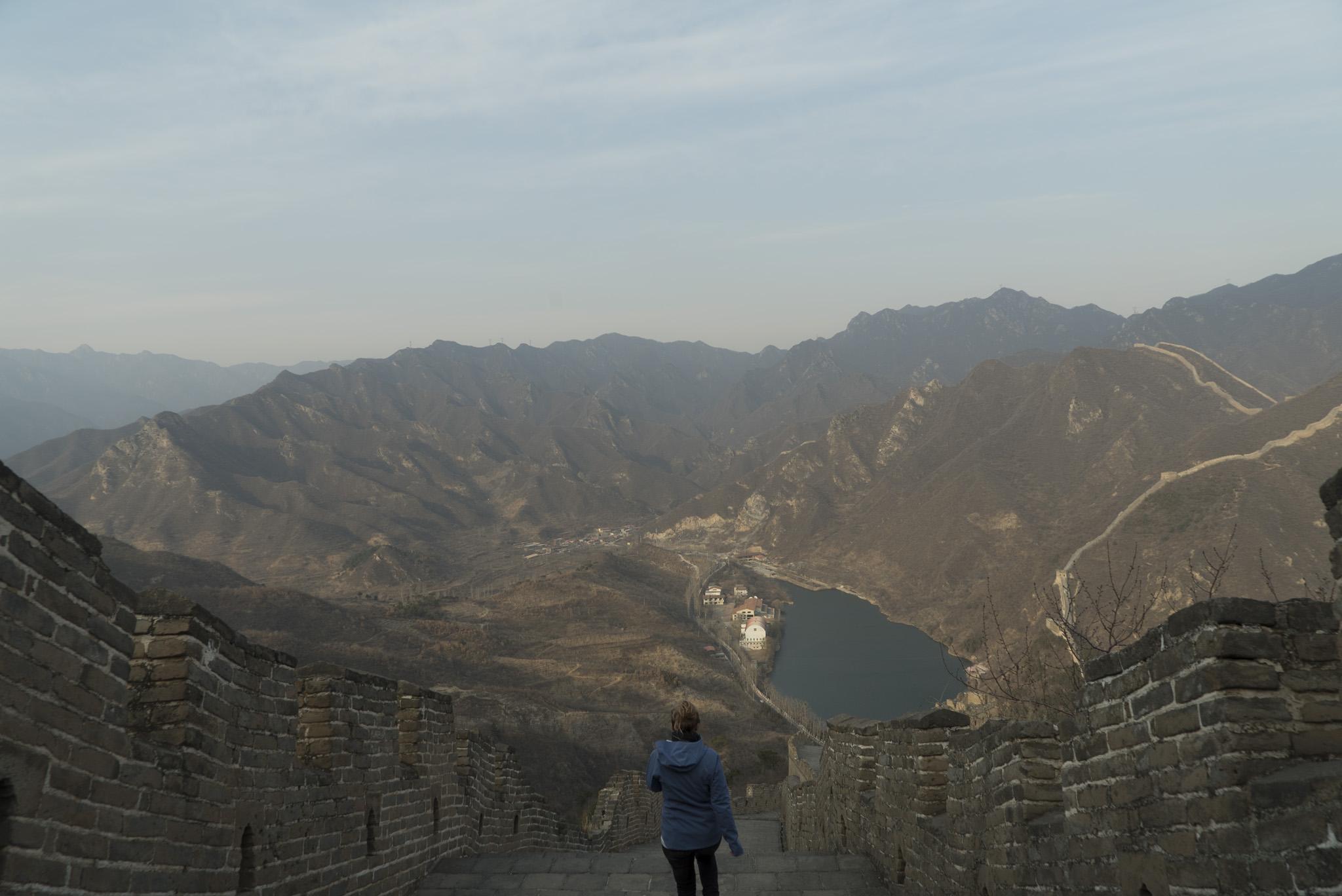 Escale de 12 heures à Pékin Grande Muraille