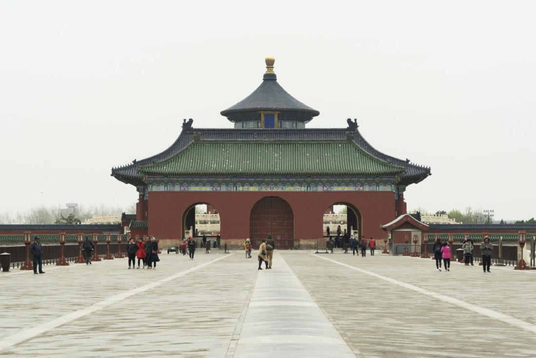 escale 9h pékin temple du ciel