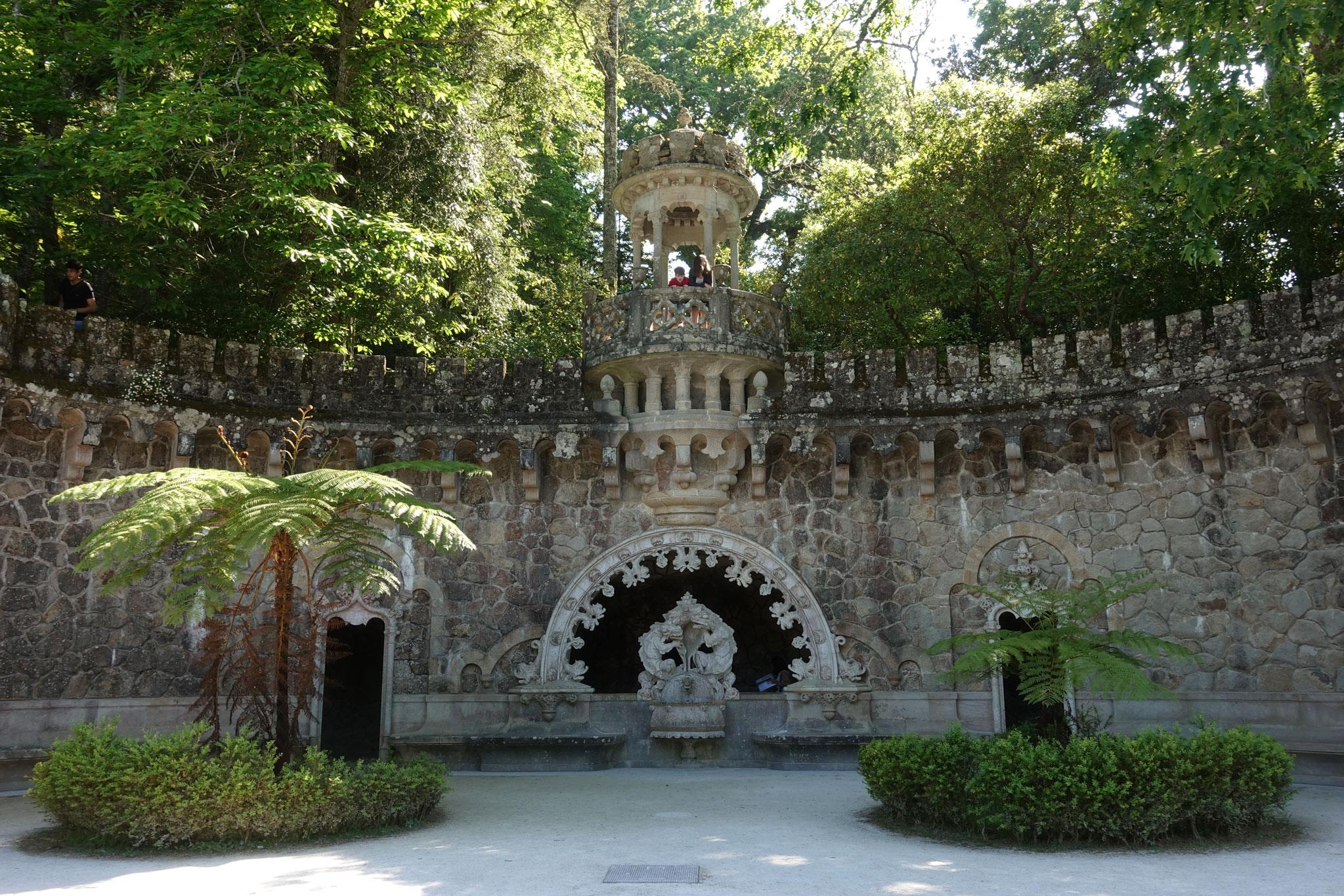 Le Palais de la Regaleira