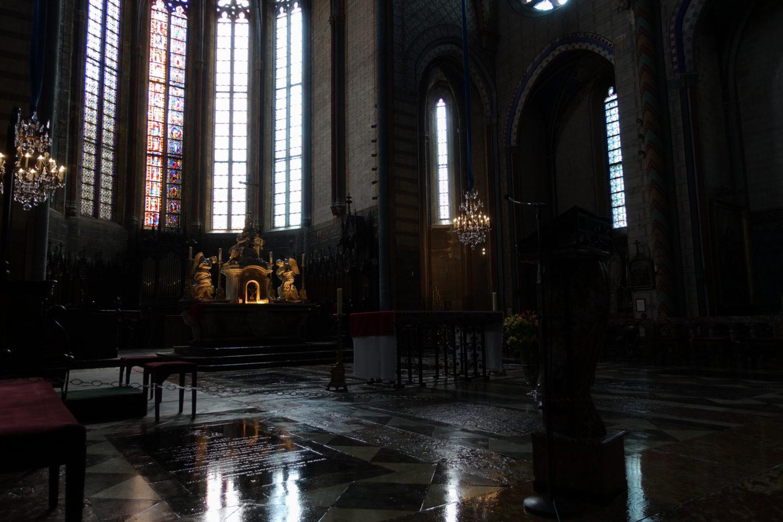 Ville basse de Carcassonne