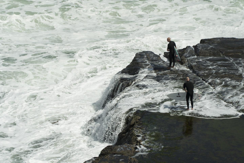 Muriwai Beach itinéraire 4 jours région Auckland