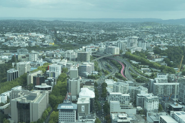 Auckland itinéraire 4 jours région auckland