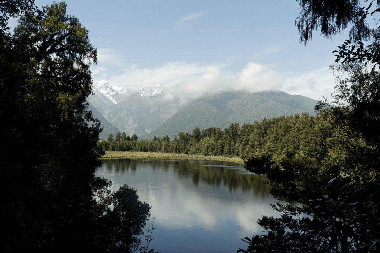 Lac Matheson Viewpoint