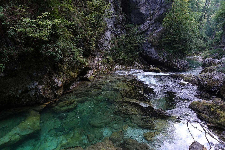gorges Vintgar