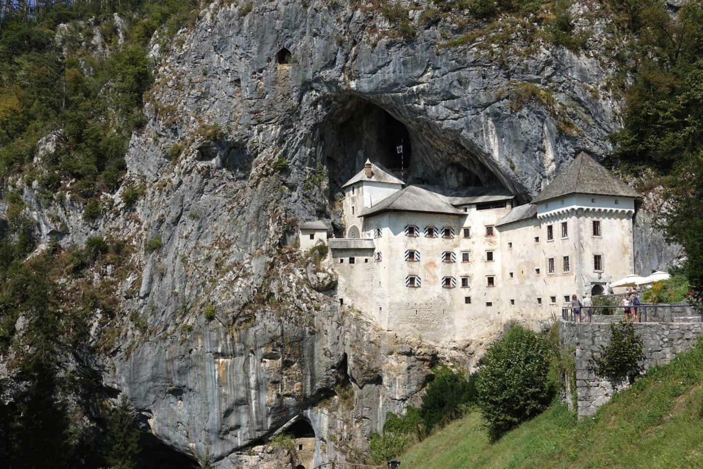 château Predjama
