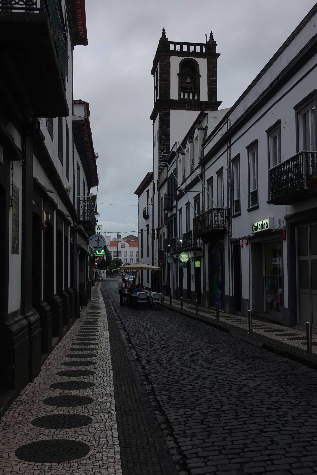 Programme pour une semaine aux Açores (Sao Miguel) Ponta Delgada