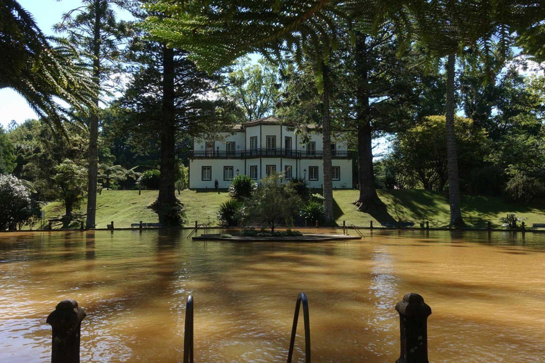 Programme pour une semaine aux Açores (Sao Miguel) Furnas