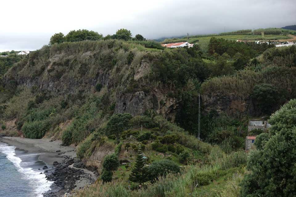 Programme pour une semaine aux Açores (Sao Miguel) Agua d'Alto