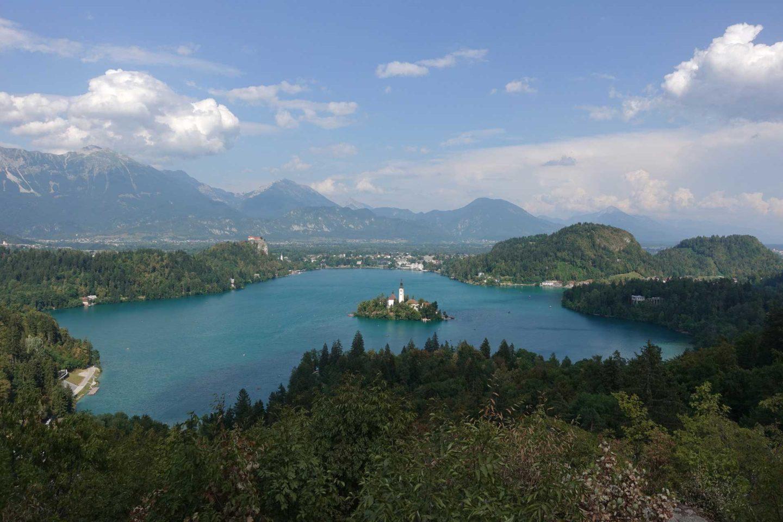 Lac de Bled Osojnica