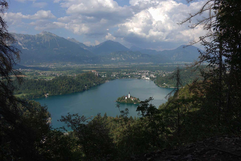 Les Gorges de Vintgar, les Gorges de Pokljuka et le Lac de Bled