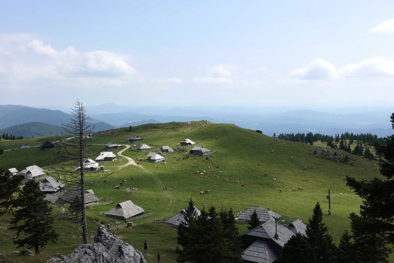 Mala Planina Alpes Juliennes