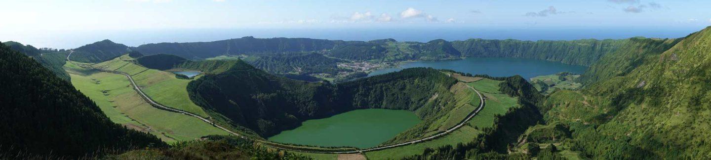 Sete Citades et Mosteiros : entre lacs et bains thermaux
