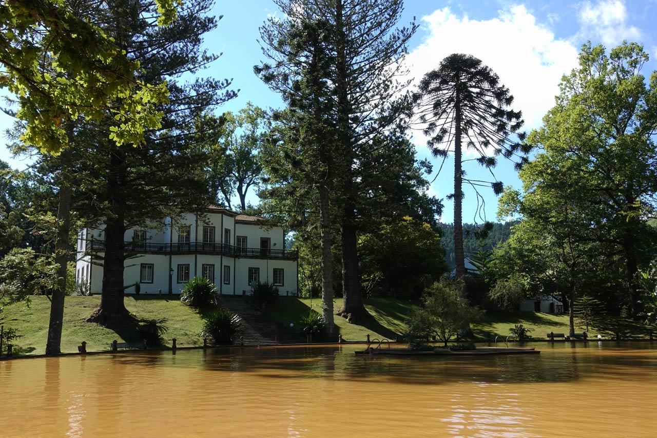 Furnas Sao Miguel Açores