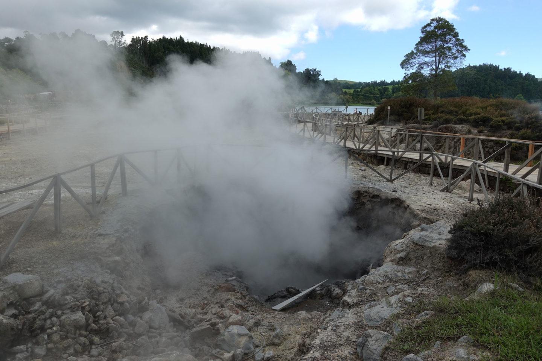 Lagoa das Furnas Sao Miguel Açores