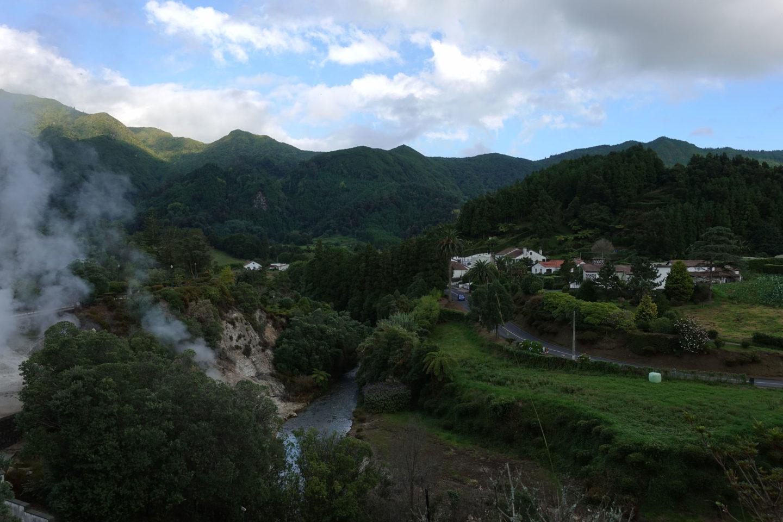 Caldeira das Furnas Sao Miguel Açores