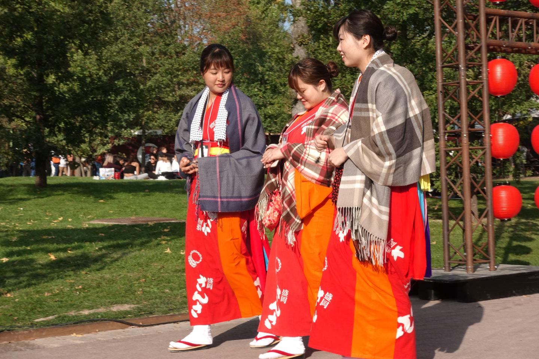 Grand matsuri : le Japon s'installe à Paris pendant le Japonisme 2018 !