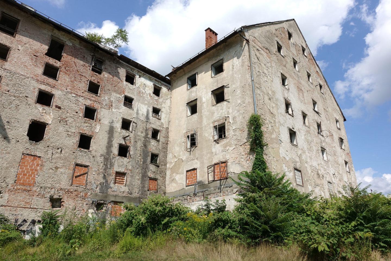 usine de sucre Ljubljana un jour