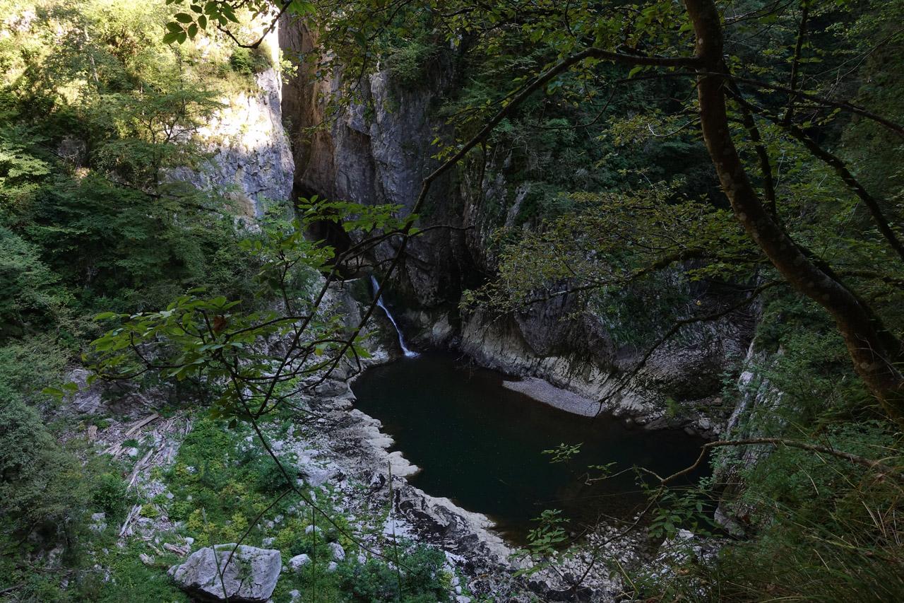 les grottes de skocjan