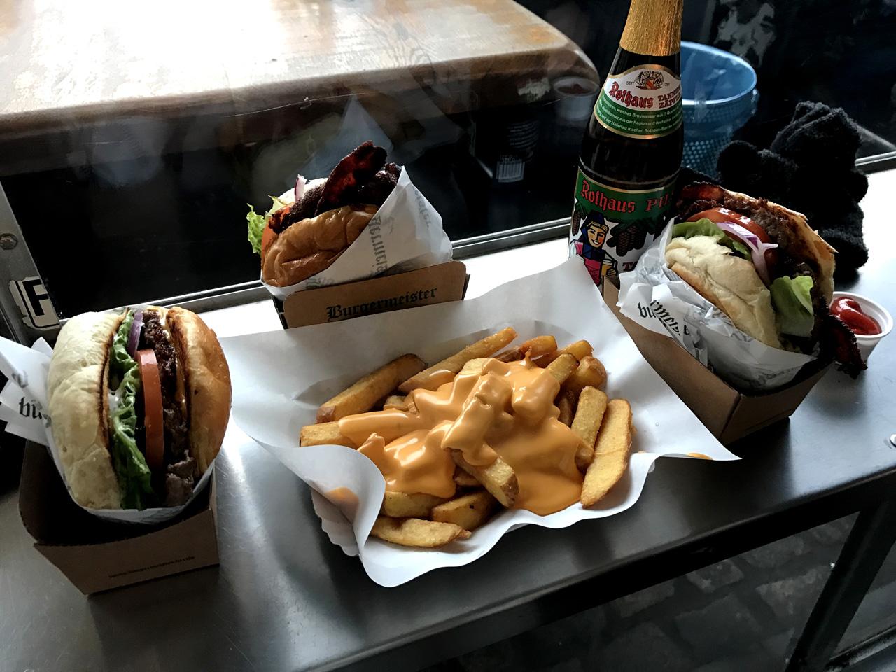 Berlin Burgermeister Schlesisches Tor