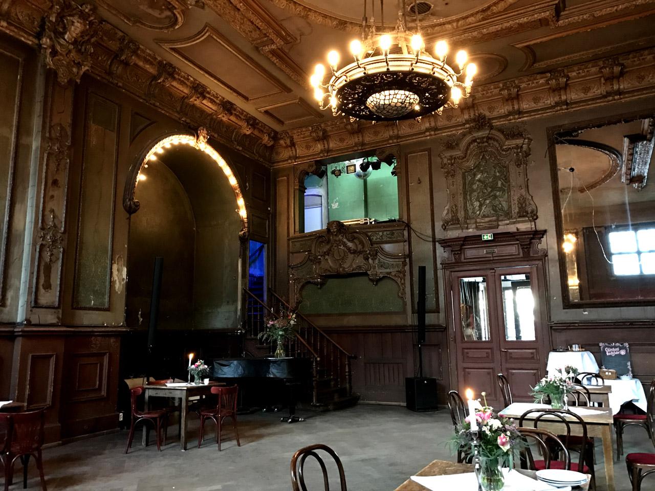 Berlin Spiegelsaal Salle des miroirs