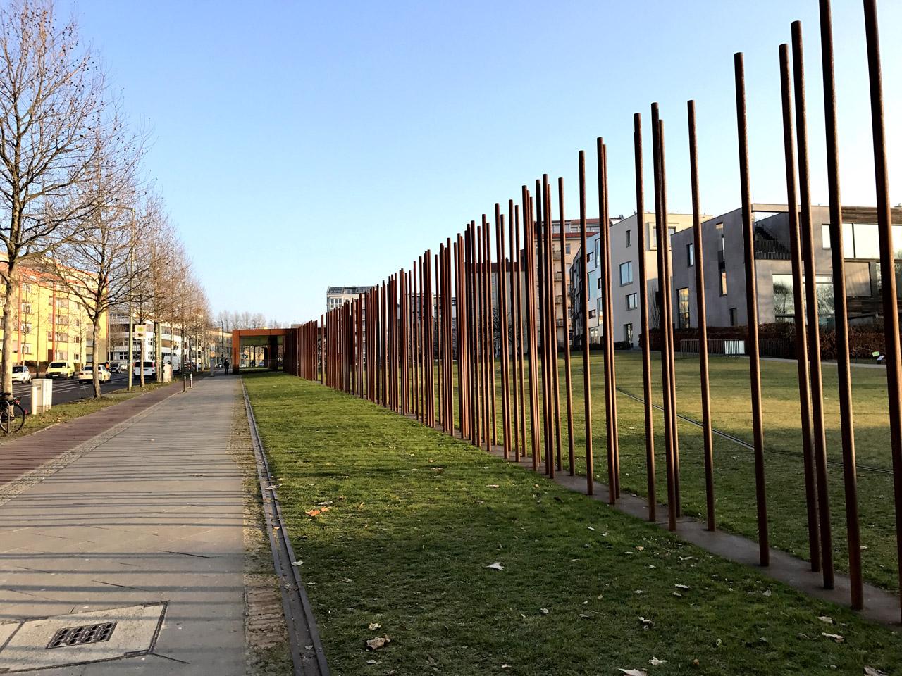 le mémorial de berlin