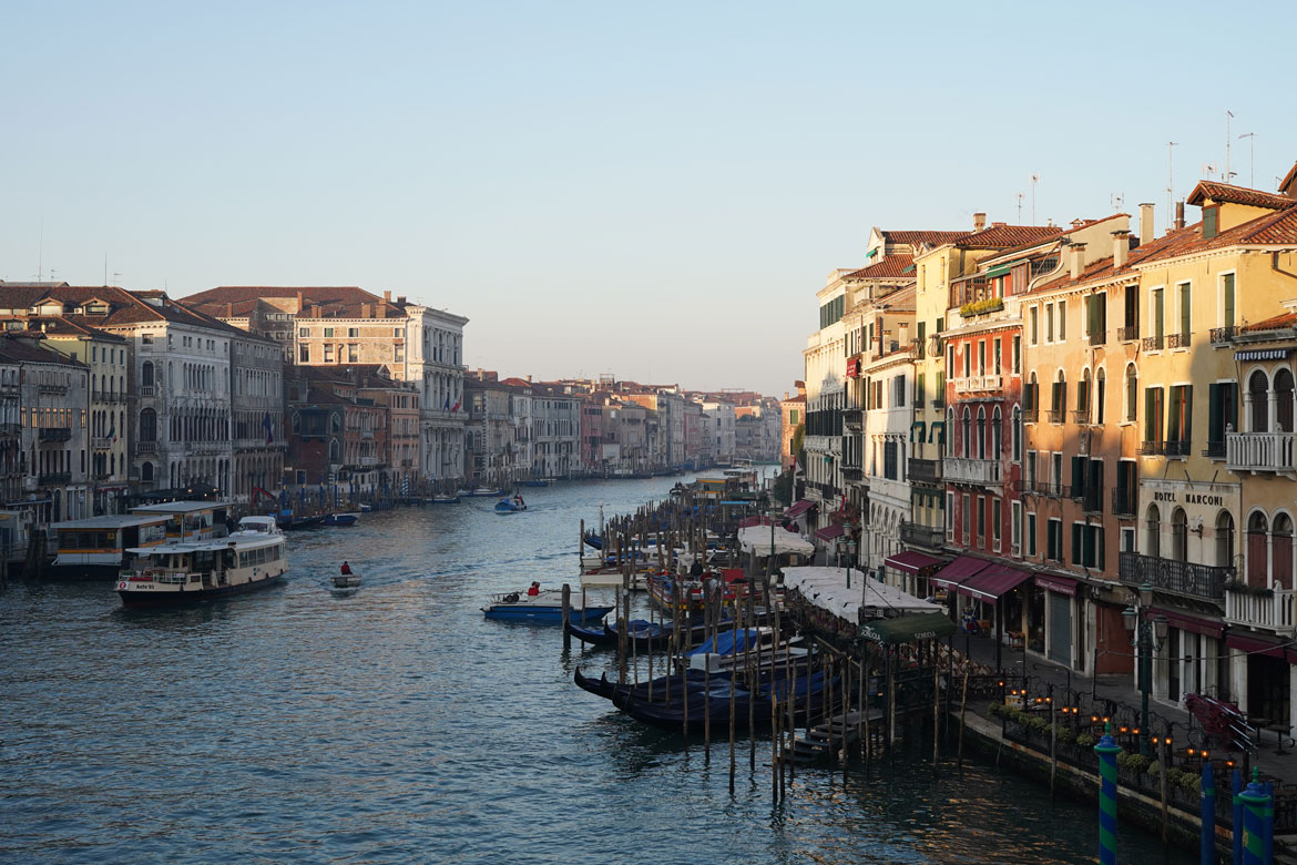 venise ponte di rialto week-end Venise 2 jours que faire