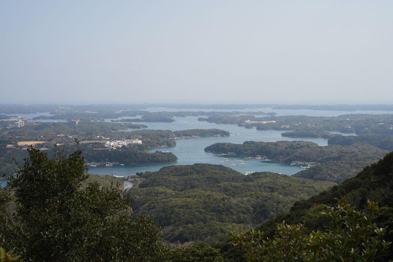 Baie d'Ago Mie Péninsule de Kii