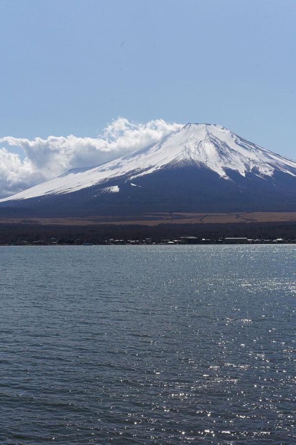 meilleure vue Mont Fuji yamanoko
