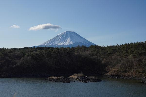 meilleur vue Mont Fuji lac Shoji région des 5 lacs