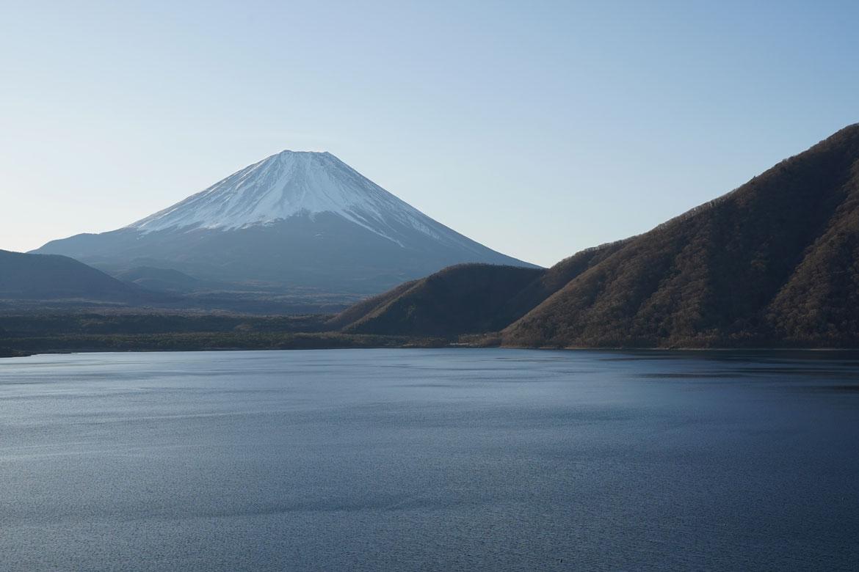 meilleure vue Mont Fuji Lac Motosu région des 5 lacs