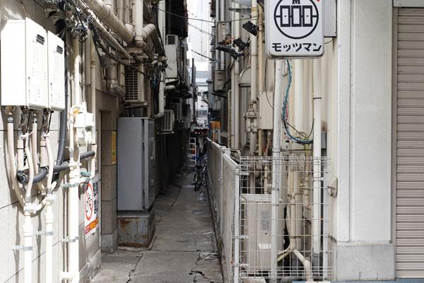 Shinjuku ruelles