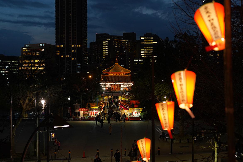 parc ueno incontournable tokyo