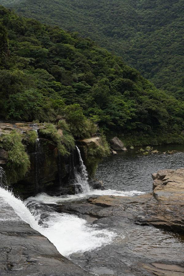 Mariyudu Falls Iriomote