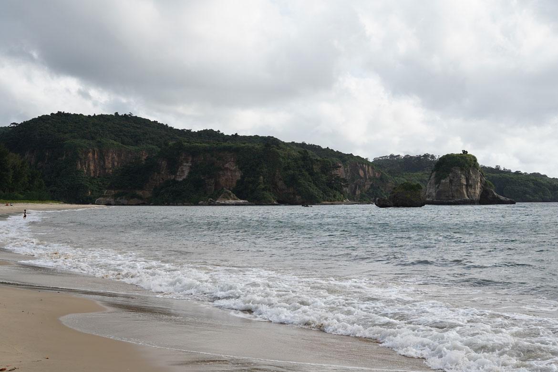 Tudumarihama Beach