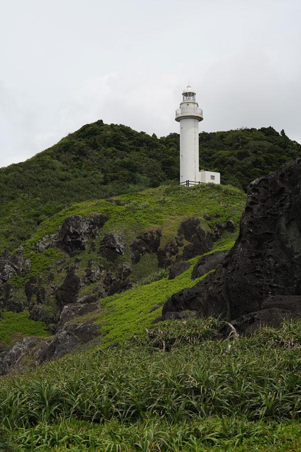 Le phare d'Ogarizaki