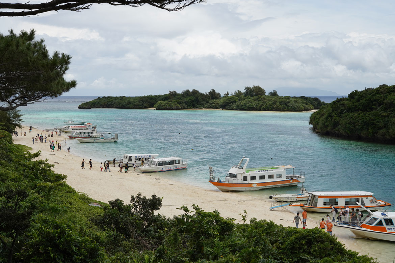 Baie Kabira Ishigaki Okinawa