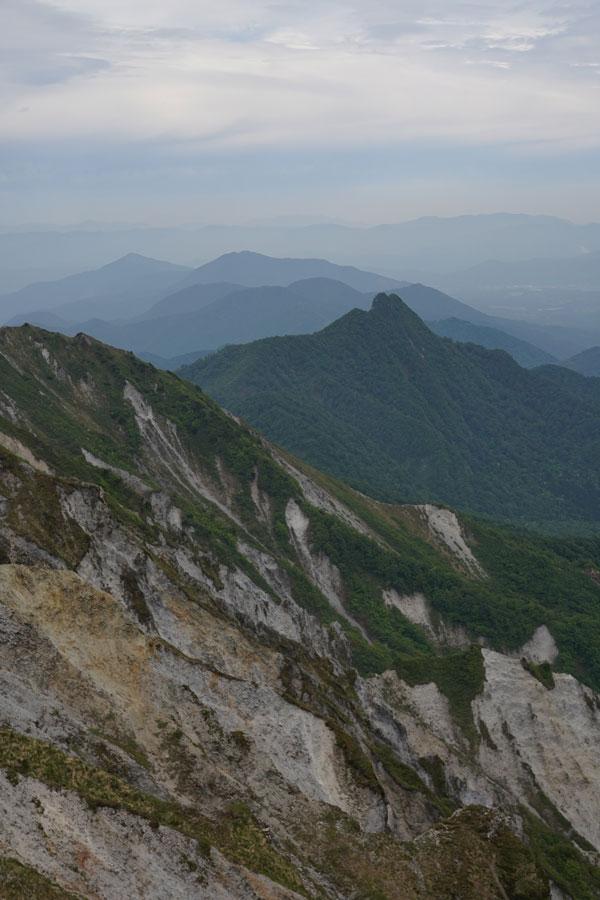 Mont Daisen randonnée