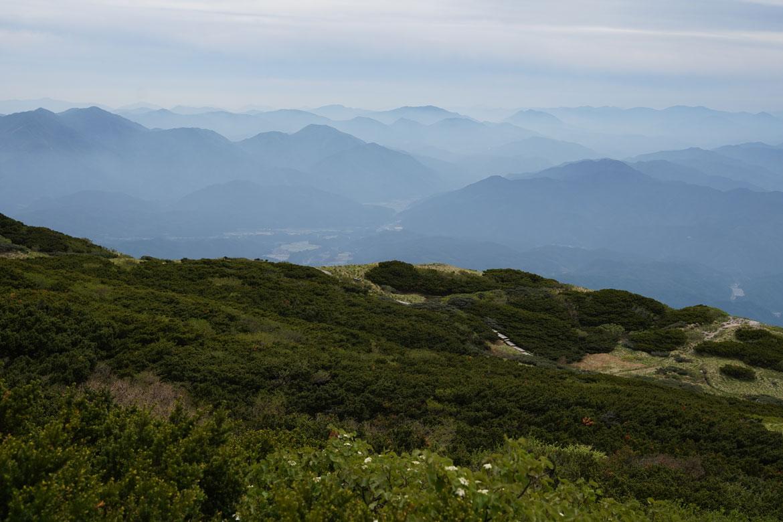 randonnée Mont Daisen